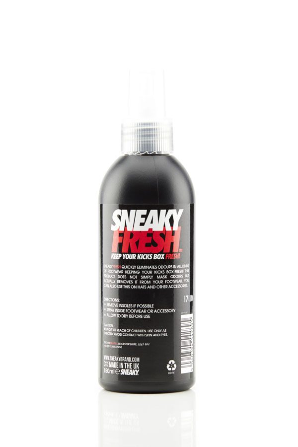 Sneaky osviežovač obuvi a dezodorant